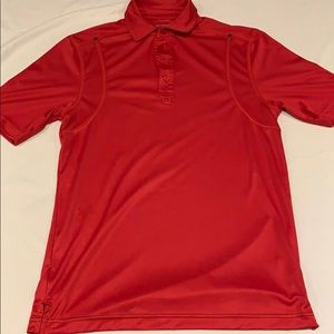 🔴 OGIO golf polo ⛳️ Men's size Small - Red